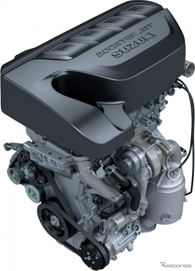 スズキ エスクード 1.4ターボ 1.4Lブースタージェットエンジン