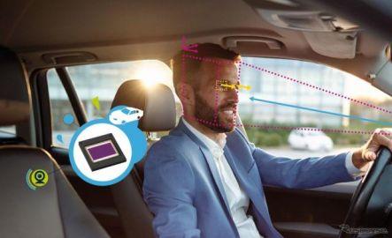 ドライバーモニターセンサーを新開発、自動運転と手動運転の切り替えを支援…STマイクロ