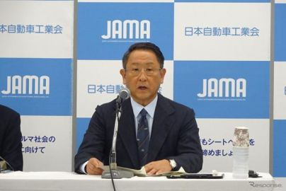 自動車税減税、自工会の豊田会長が「風穴をあけた」と歓迎