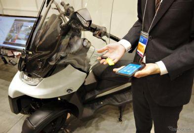 「行動推定」自動運転プラットフォームで産学連携、3輪バイクADIVAも…KEIO TECHNO-MALL