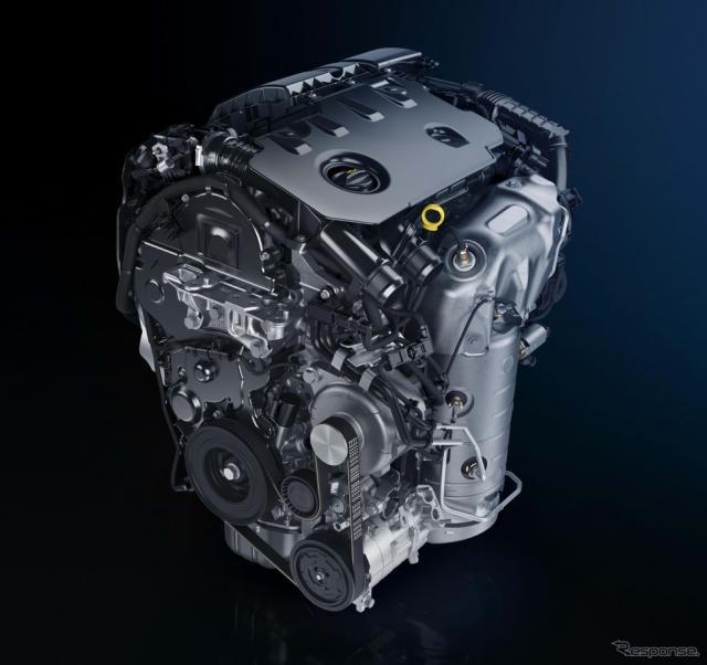 新開発1.5リットルエンジン(DV5)