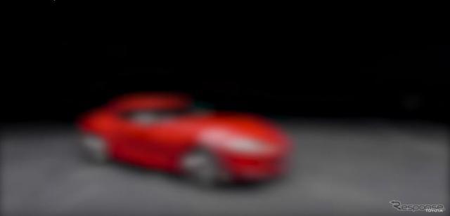 トヨタ・スープラ 新型のエンジン音が聴ける動画