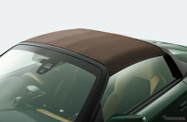 ホンダ S660 α特別仕様車 トラッドレザーエディション ブラウンロールトップ