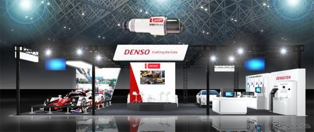 デンソー、踏み間違い加速抑制システムなど紹介予定…東京オートサロン2019