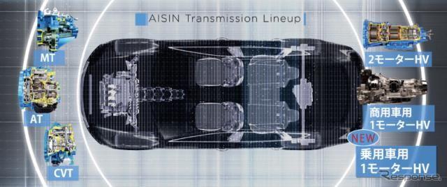 アイシンとデンソー、電動化普及に向け駆動モジュール開発・販売の合弁会社設立へ