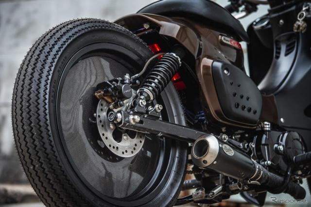 ホンダ・スーパーカブ のカスタマイズモデル画像:K-Speed