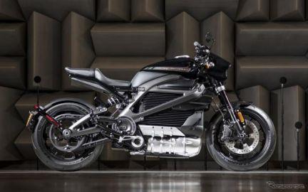 パナソニック、ハーレー初の電動バイク向けコネクト開発…CES 2019 で発表へ