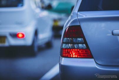 年末年始の高速道路、10km以上の渋滞は25回増の197回、平均交通量は1.1%減