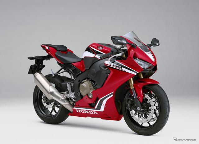ホンダ CBR1000RR グランプリレッド