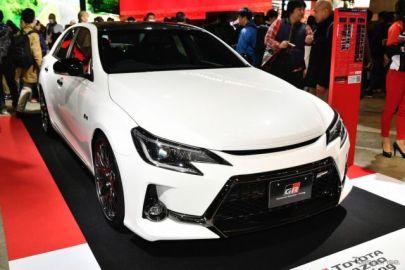トヨタ マークX GRMN、進化した2代目登場 513万円で受注開始