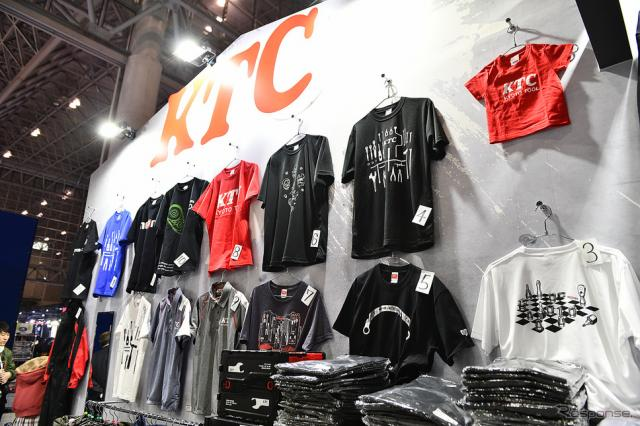 KTCブース(東京オートサロン2019)《撮影 清水知恵子》