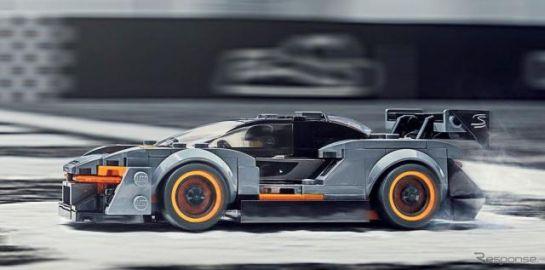 マクラーレン セナ、レゴブロック仕様を発表…価格は実車の5万分の1