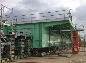 関空連絡橋が3月中に対面通行規制を解除の見通し