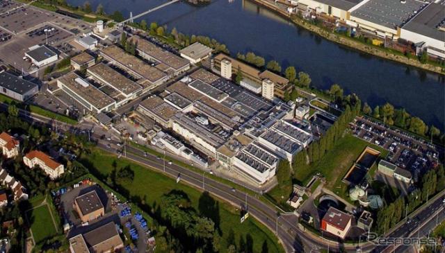 PSAグループがフランスに開設したパワートレインセンター