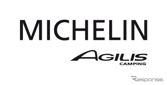 MICHELIN AGILIS CAMPING ロゴ