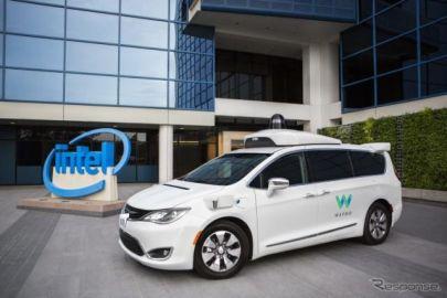 インテル営業利益29%増、自動運転部門の売上は4割増 2018年通期決算
