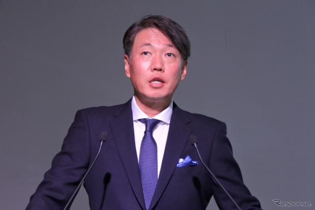 メルセデス・ベンツ日本 2019年 年頭記者懇談会《撮影 小松哲也》