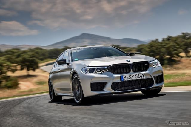 BMW M5コンペティション