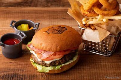 「自由の味」ハーレーダビッドソンをイメージして食べる…バーガーや肉料理登場