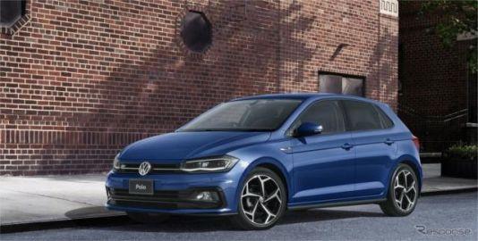 VW ポロ、新グレード「TSI R-ライン」追加 1.5 TSI Evoエンジン日本初採用