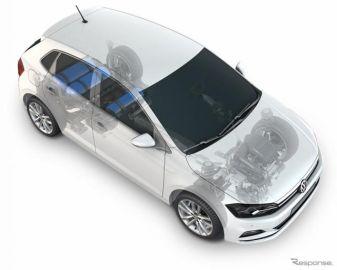 VW ゴルフ と ポロ の天然ガス車に改良新型、航続2割延長…欧州発表