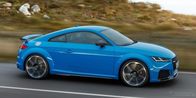 アウディ TT RS クーペ 改良新型