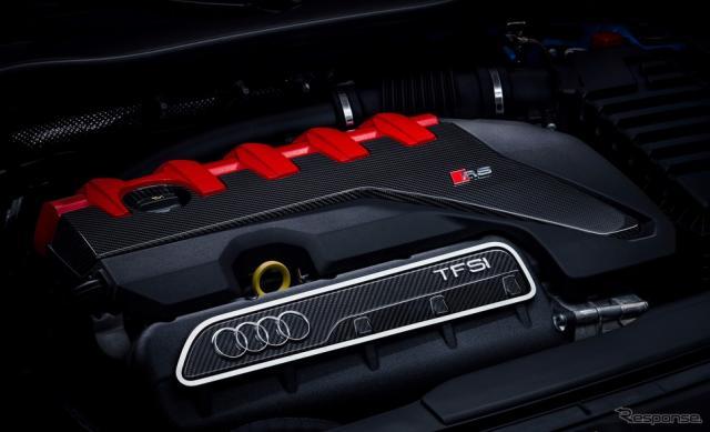 アウディ TT RS 改良新型