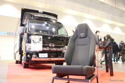 トラックにこそレカロ…大阪オートメッセ2019