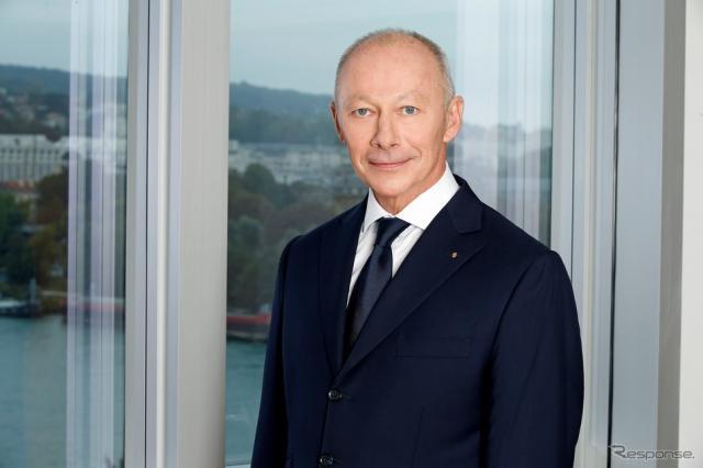 ルノーグループのティエリー・ボロレ新CEO