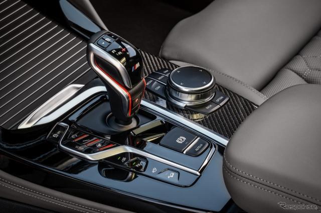 BMW X4M コンペティション