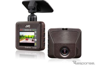 JVC、ドライブレコーダー「Everio GC-DK3」を発売 コンパクトサイズのエントリーモデル