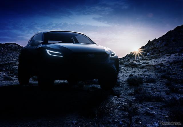スバルの「アドレナリン」、2ドアクーペ・コンセプトを初公開へ…ジュネーブモーターショー2019