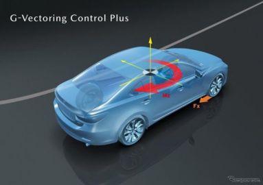 マツダ3 新型、G-ベクタリング コントロール プラス採用…欧州初