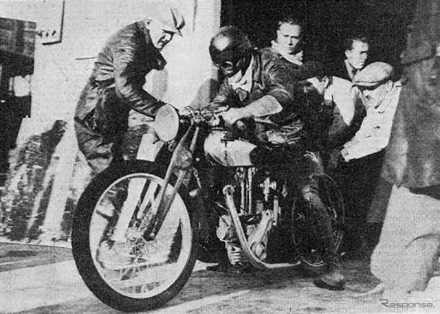 1934年、様々なレースに参戦したプジョーは3つの世界記録を樹立《写真 ADIVA》