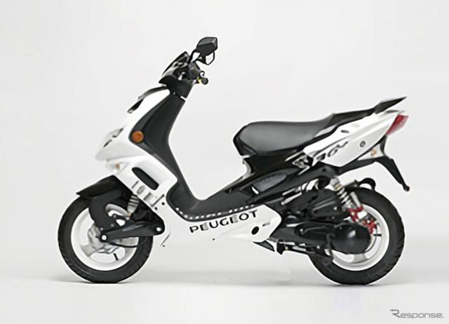 スポーツスクーター市場を席巻した「スピードファイト」は1997年に登場《写真 ADIVA》