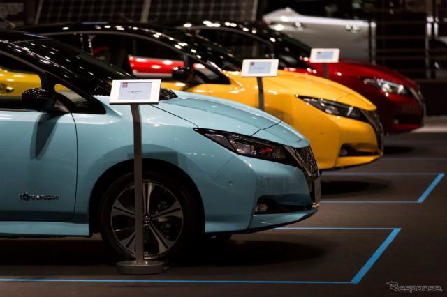 日産自動車グローバル本社(横浜市) (c) Getty Images