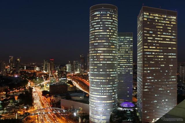 BMWグループが新たなテクノロジーオフィスを開設するイスラエル・テルアビブ