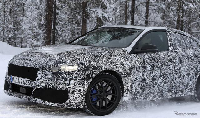 BMW 2シリーズ グランクーペ M235i スクープ写真《APOLLO NEWS SERVICE》