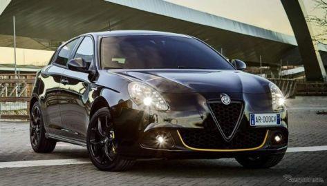 アルファロメオ ジュリエッタ に2019年型、「ヴェローチェ」がよりスポーティに…ジュネーブモーターショー2019で発表予定