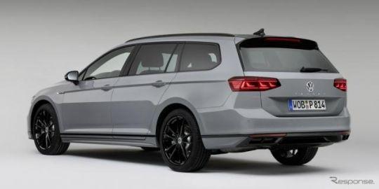 VW パサート ヴァリアント 改良新型にスポーティな「Rライン」…ジュネーブモーターショー2019で発表へ