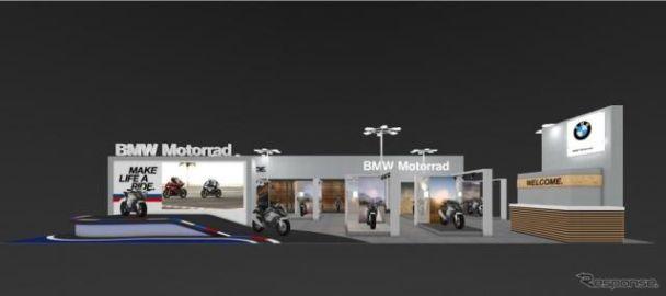 BMWモトラッド、大阪・東京モーターサイクルショー2019で新型 S1000RR などを日本初公開へ