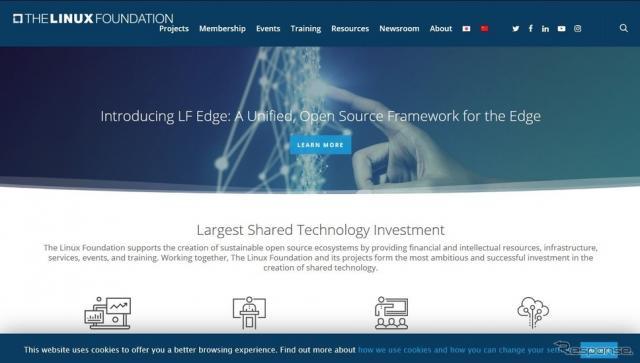 オートモーティブ・グレード・リナックス(AGL)の公式サイト
