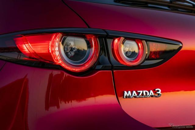 マツダ3新型(欧州仕様車)