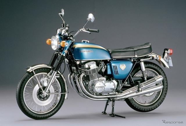 ホンダ ドリーム CB750 FOUR(1969年)