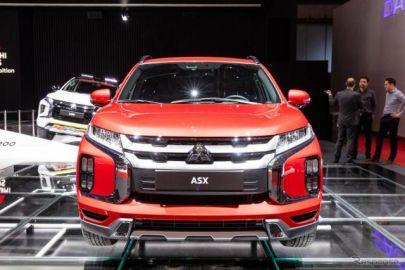 三菱 ASX に2020年型、新ダイナミックシールドで表情一新…ジュネーブモーターショー2019