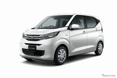 三菱、新型軽自動車 eKワゴン/eKクロス の予約注文開始 3月28日発売予定