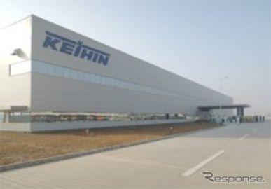 ケーヒン、二輪車用FIシステムのインド新工場が完成