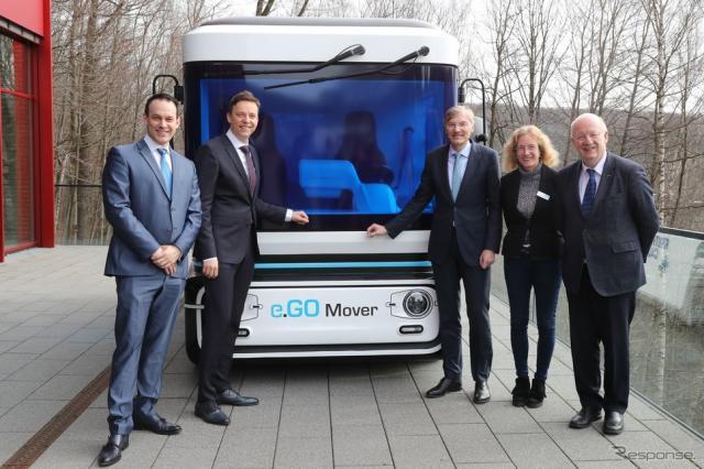 AI(人工知能)とサイバーセキュリティに関する技術センターをドイツに設立すると発表したZF
