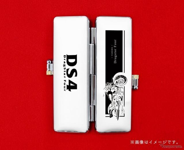 印鑑ケース ドラッグスター400