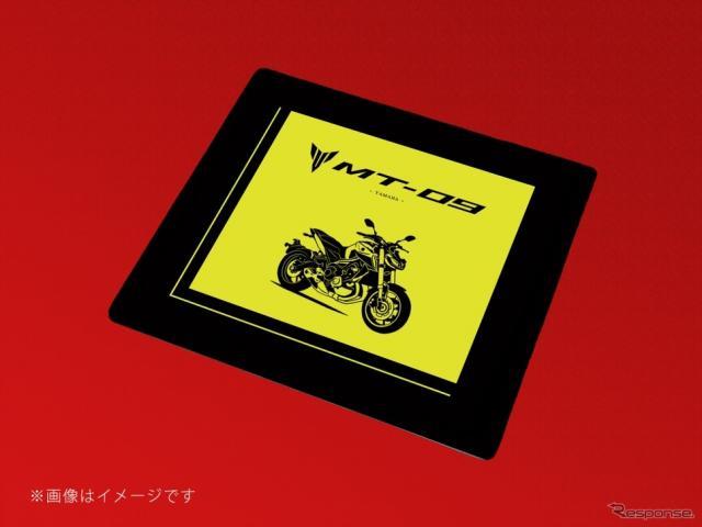 捺印マット MT-09